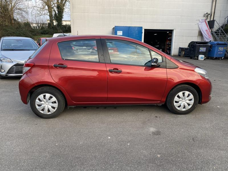 Toyota Yaris 1,0 VVT-i 5MT - photo 6
