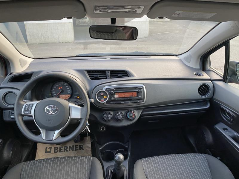 Toyota Yaris 1,0 VVT-i 5MT - photo 9