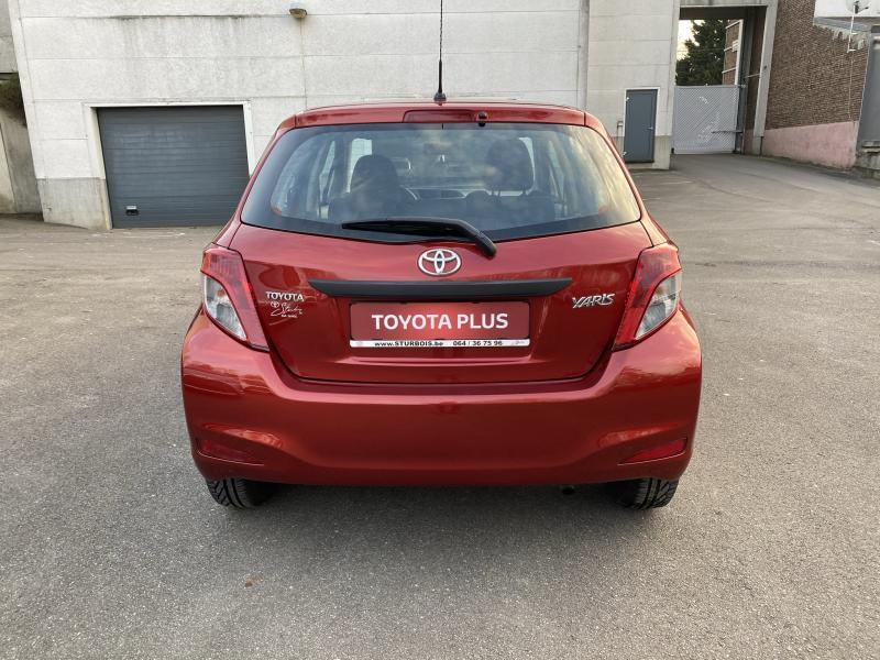 Toyota Yaris 1,0 VVT-i 5MT - photo 5