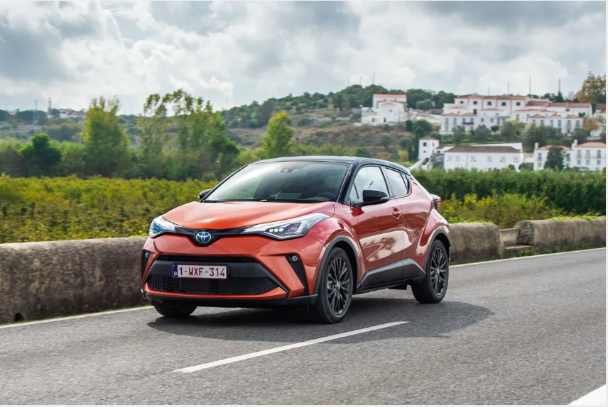 Nouveau TOYOTA C-HR - photo 3